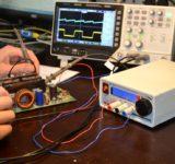 Лабораторный источник питания постоянного тока Б5-71КИП