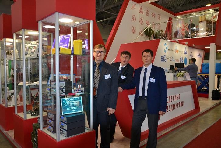 Контрольно-Измерительные Приборы на выставке Импортозамещение-2018, г. Москва