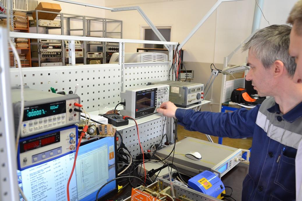 ремонт измерительные приборы